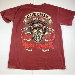 Comfort Colors Cave Creek Arizona Shirt Mens Large